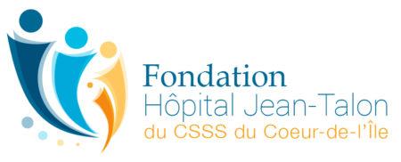 Logo Fondation de l'Hôpital Jean-Talon de Montréal